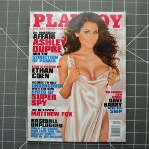 Playboy Magazine May 2010 GUC Ashley Dupre